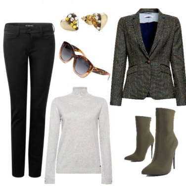 Outfit Urban #8605