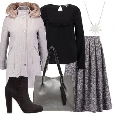 Outfit Nuovo romantico
