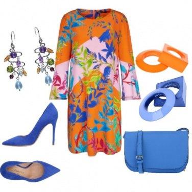 Outfit Colori colori colori!!