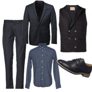 Outfit In gilet