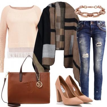 Outfit Glamour e femminile
