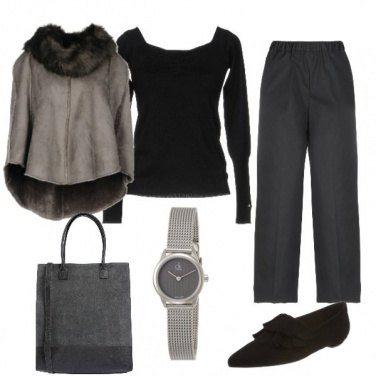 Outfit Comode ma con classe