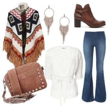 Outfit Etnico #3426