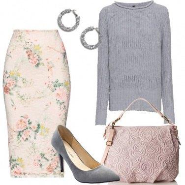 Outfit I colori chiari in autunno e inverno