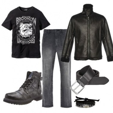 Outfit Black!