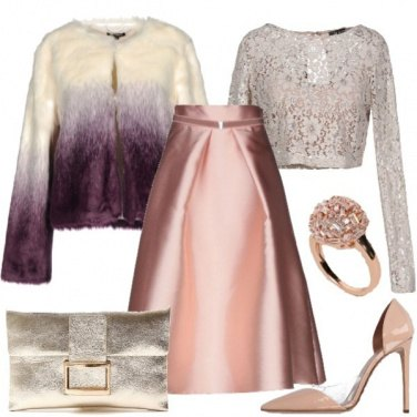 Outfit Cerimonia fashion