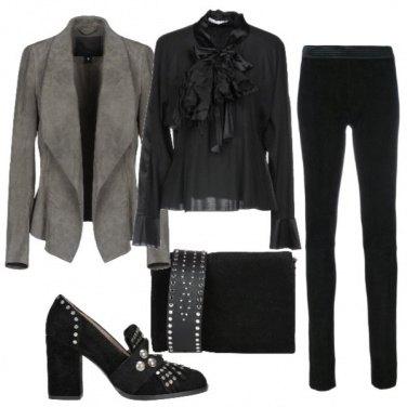 Outfit Donna in dècolleté