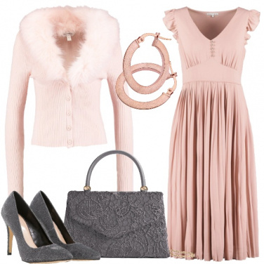 Outfit Romantica cena