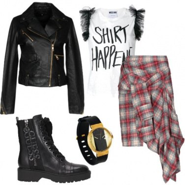 Outfit Halloween day
