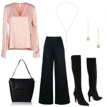 Outfit Pantaloni extra