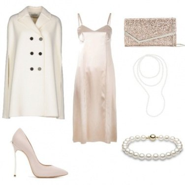 Outfit Gold rose
