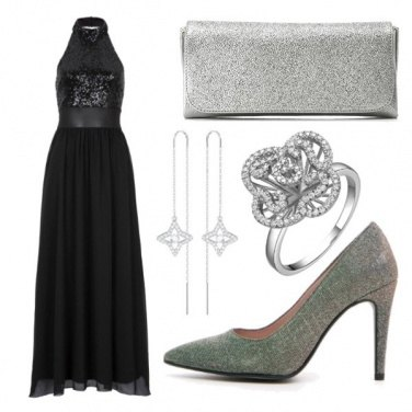 Outfit Notte Elegante