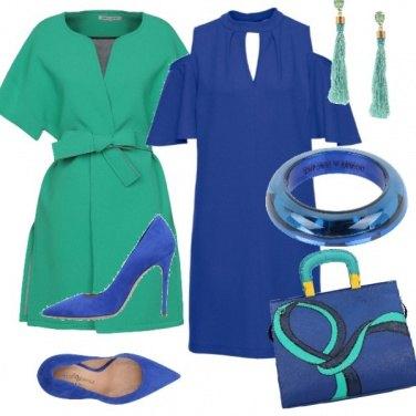 Outfit Tra prato e cielo