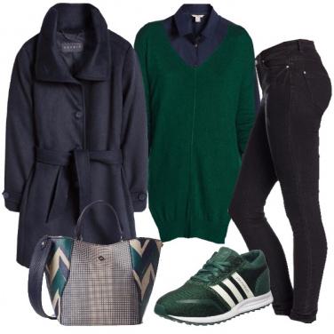 Outfit Sfumature alla moda
