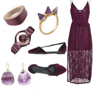 Outfit Cena nel Barolo