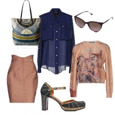 Outfit Vado in ufficio