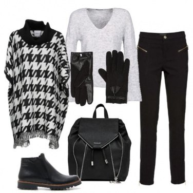 Outfit Urban #8658