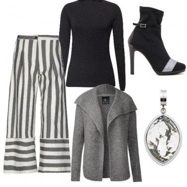 Outfit Righe di stagione