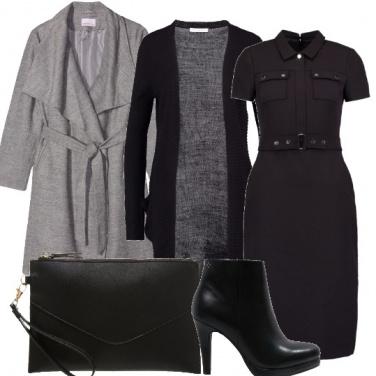 Outfit Tutto nero ma non l\'umore