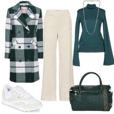 Outfit Verde per tutti i giorni