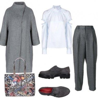 Outfit Tofly_camicia celeste