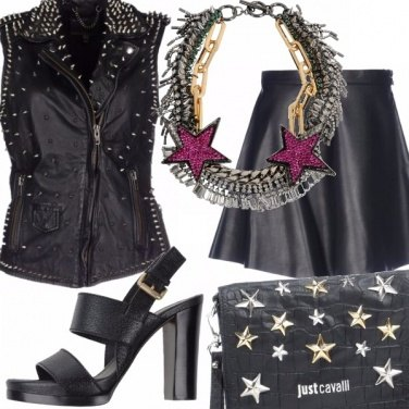 Outfit Rock this party