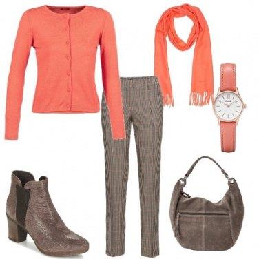 Outfit Foglie autunnali