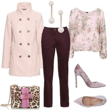 Outfit Informale e chic