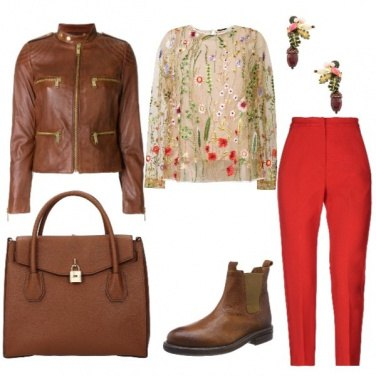 Outfit Tofly_a lavoro in moto