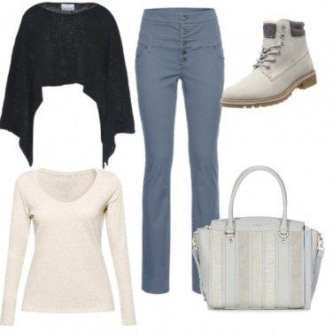 Outfit Urban grigio