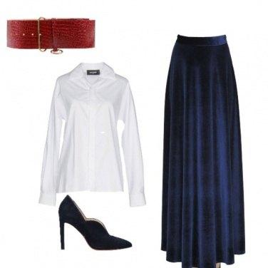 Outfit Copiando Vogue