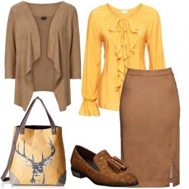 Outfit Classica in ufficio