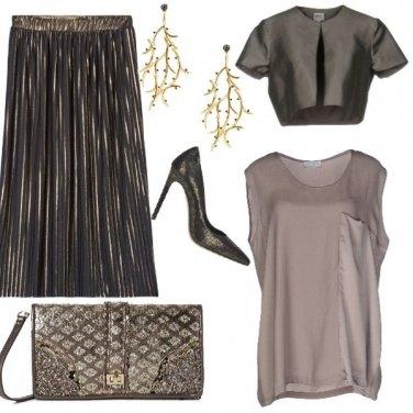Outfit Curve eleganti