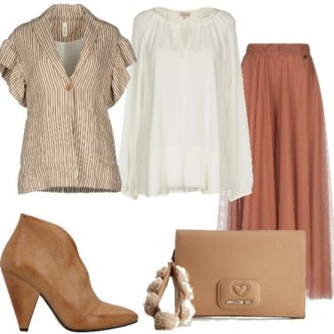 Outfit Cerimonia in autunno