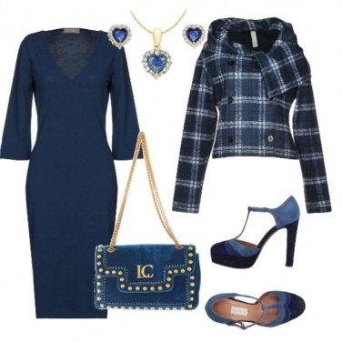 Outfit Classica chic