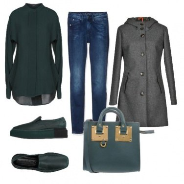Outfit Urban #8625