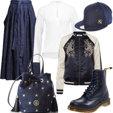 Outfit Urban per il nuovo anno