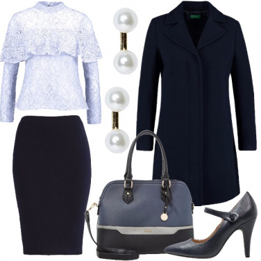 Outfit Una donna chic