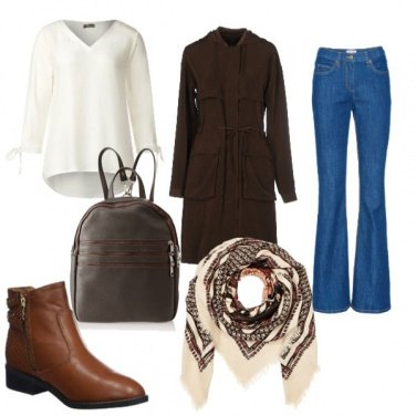 Outfit Urban #8636