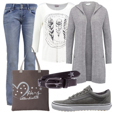 Outfit Per chi ama la praticità