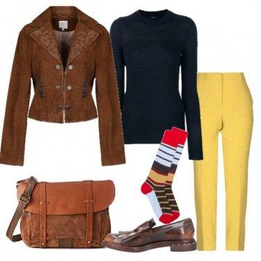 Outfit Ispirazione Ralph Lauren