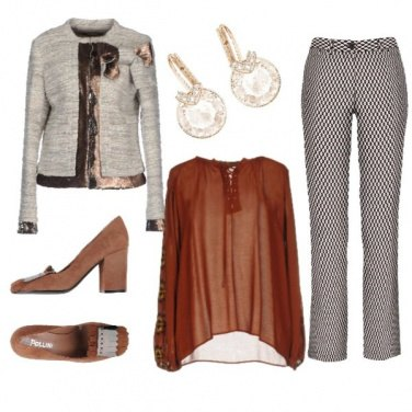 Outfit Chic over