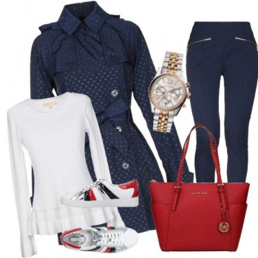 Outfit A tutto Kors