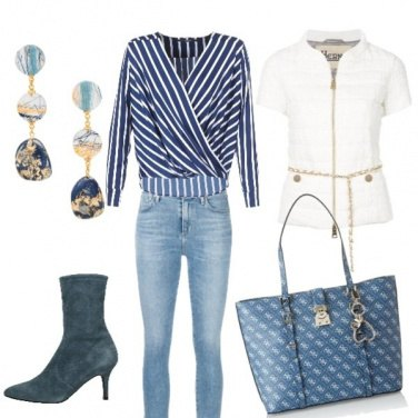 Outfit Light blue