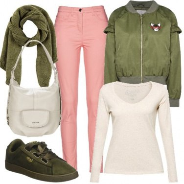 Outfit Palette d'autunno