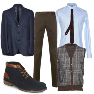 Outfit Business/Elegante #1247