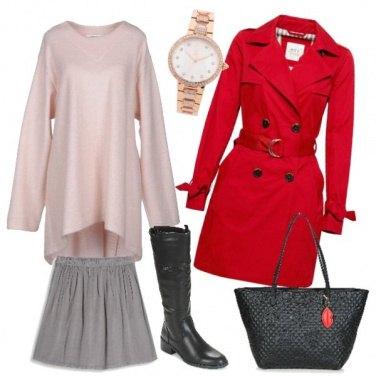 Outfit Scende la pioggia