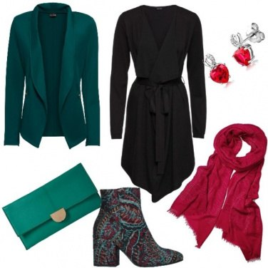 Outfit Stivaletto protagonista