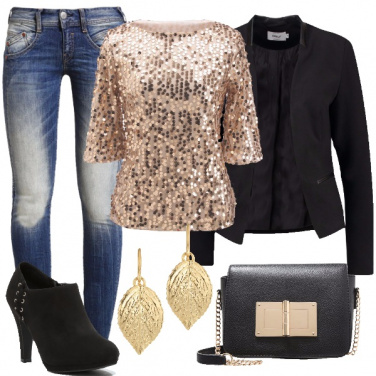 Outfit Party trendy