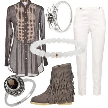 Outfit Tenue in autunno